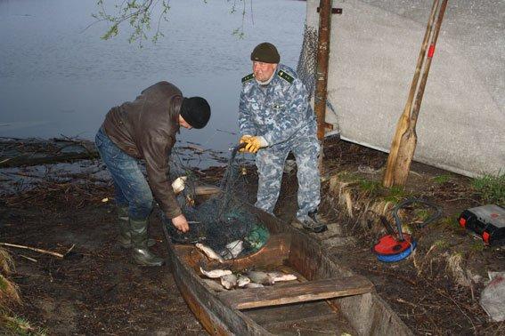 На Полтавщине снова задержаны браконьеры с внушительным уловом (ФОТО) (фото) - фото 2