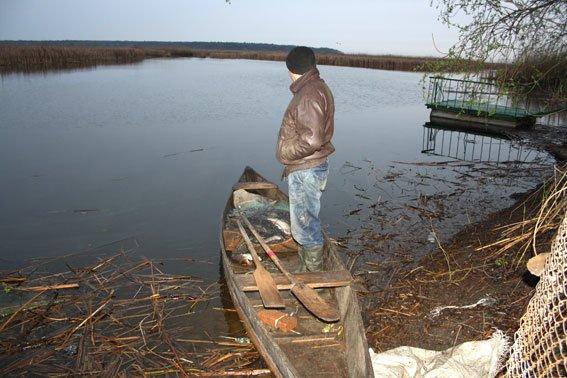 На Полтавщине снова задержаны браконьеры с внушительным уловом (ФОТО) (фото) - фото 1