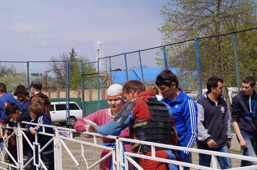 В городском парке прошел турнир «Беловодье-2015» (фото) - фото 1