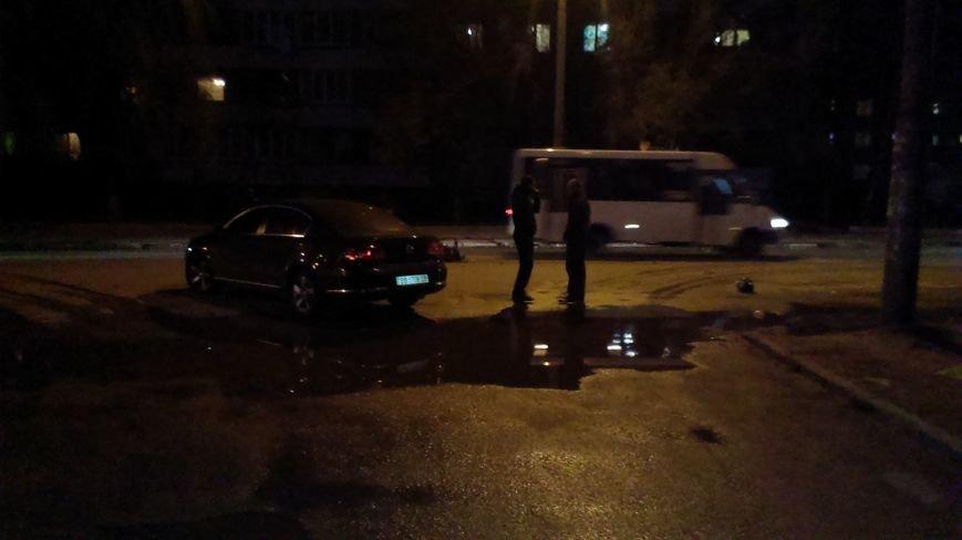 В Днепропетровске в ДТП пострадал мотоциклист (ФОТО) (фото) - фото 2