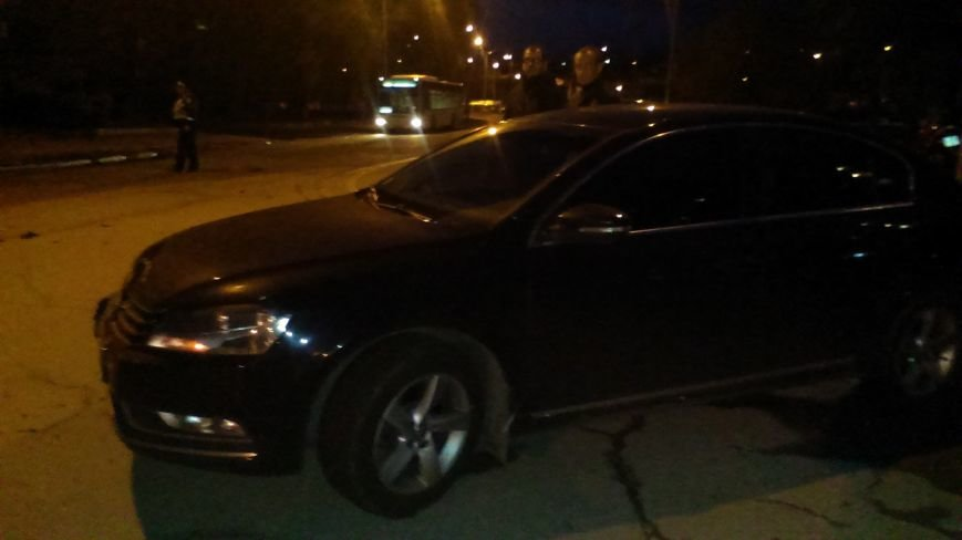 В Днепропетровске в ДТП пострадал мотоциклист (ФОТО) (фото) - фото 1