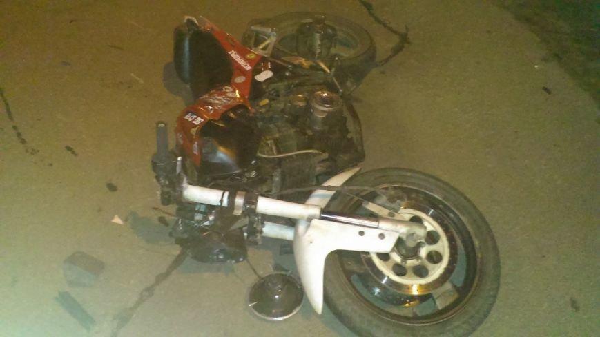 В Днепропетровске в ДТП пострадал мотоциклист (ФОТО) (фото) - фото 3
