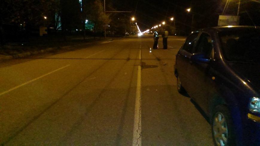 ДТП в Днепропетровске: на Набережной Победы неизвестное авто травмировало водителя «Шевроле» (ФОТО) (фото) - фото 3