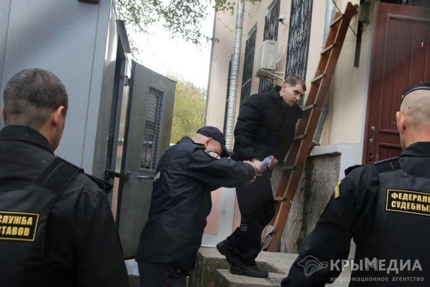 Сегодня в Симферополе проходит заседание суда по делу о посягательстве на жизнь сотрудника «Беркута» (ФОТО) (фото) - фото 1