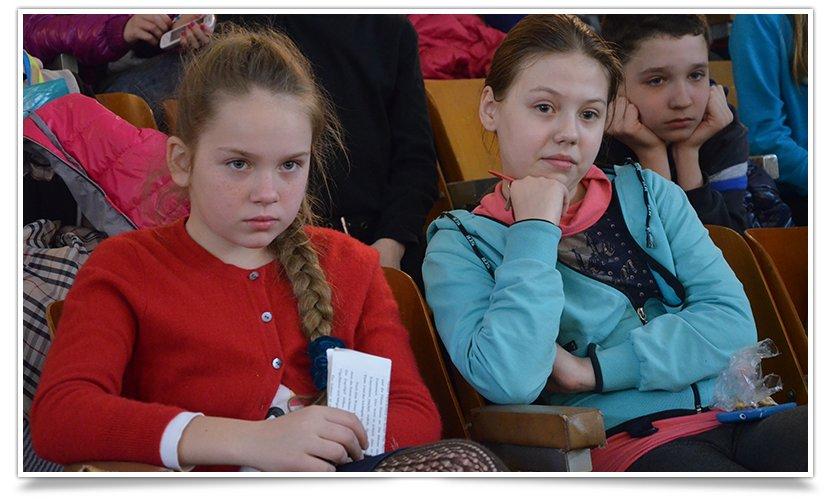 Дети, съездившие в Ровно, показали свою Визитную карточку (фото) - фото 6