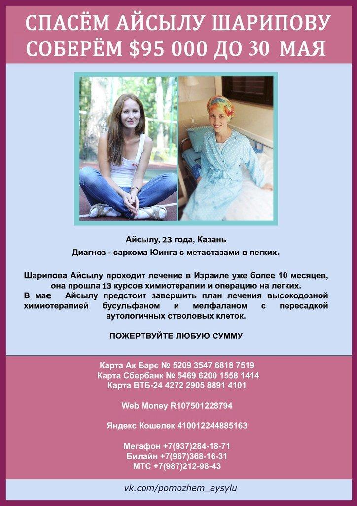 Петербуржцы собирают деньги на лечение девушки с редким заболеванием (фото) - фото 1