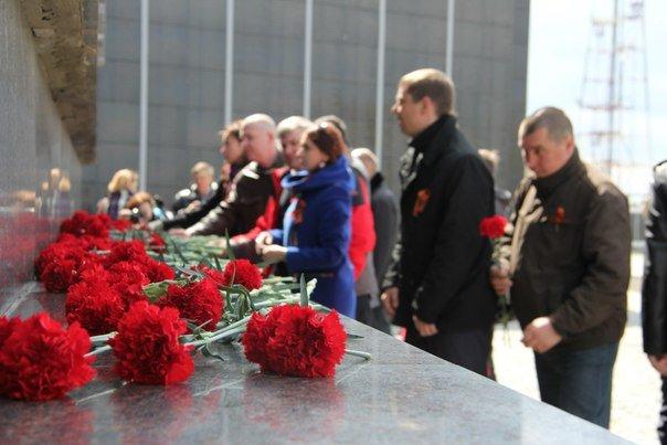 На мемориальном кладбище в Волгограде установлен памятник вологжанам, защищавшим Сталинград (фото) - фото 3