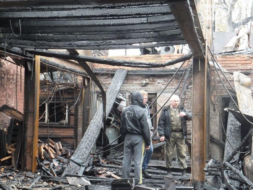 Произошедшие ЧП на территории Кировоградской области (фото) - фото 1