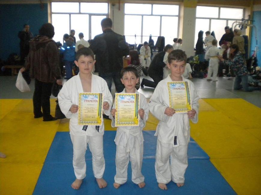 Димитровские дзюдоисты стали чемпионами областных соревнований (фото) - фото 1