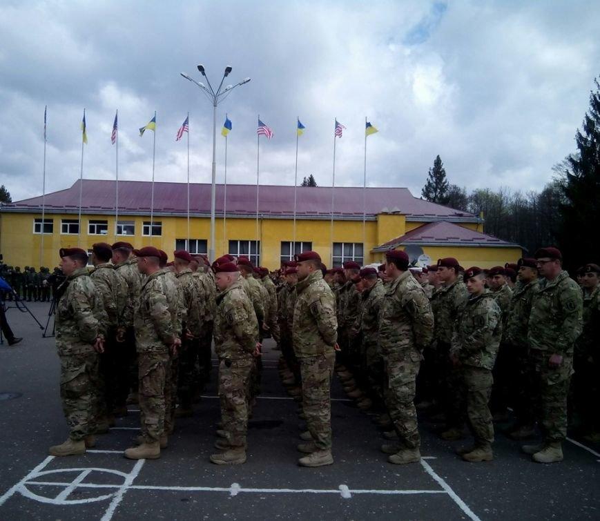 Порошенко відкрив військові навчання «Фіарлес Гардіан – 2015» (ФОТО), фото-3