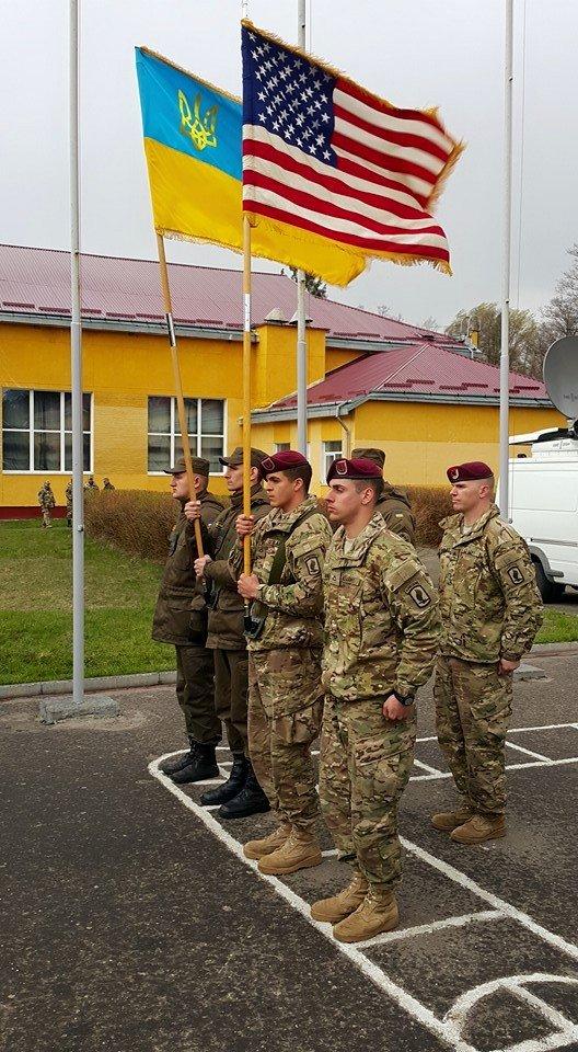 Порошенко відкрив військові навчання «Фіарлес Гардіан – 2015» (ФОТО), фото-2