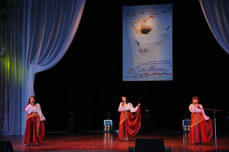 Вокальні колективи СумДУ здобули відзнаки на Міжнародному форумі мистецтв «О Весне…» (ФОТО) (фото) - фото 1