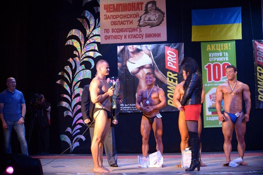 В Запорожье бодибилдер сделал предложение своей девушке посреди соревнований (ФОТОФАКТ), фото-1