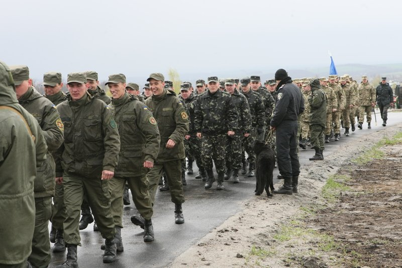 На Днепропетровщине открыли Мемориал погибшим участникам АТО (фото) - фото 1