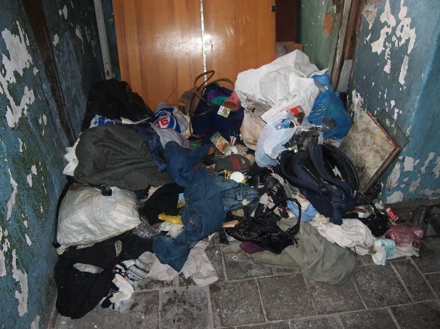 В Днепродзержинске горел девятиэтажный жилой дом (фото) - фото 6