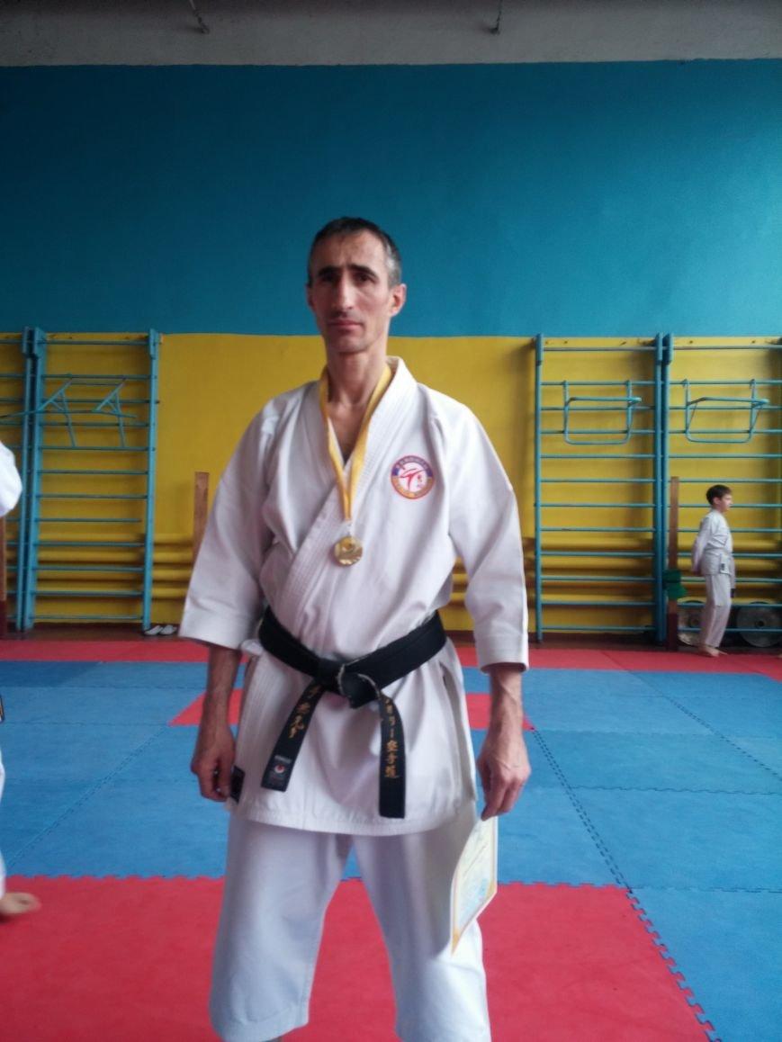 Бердянцы участвовали в Открытом чемпионате по карате (фото) - фото 2