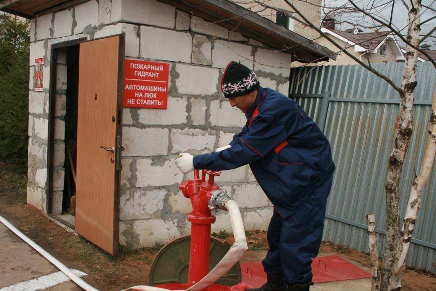 Журналисты вместе с сотрудниками МЧС в Новой Москве  проверили  садовое товарищество на соблюдение правил пожарной безопасности! (ФОТО), фото-4