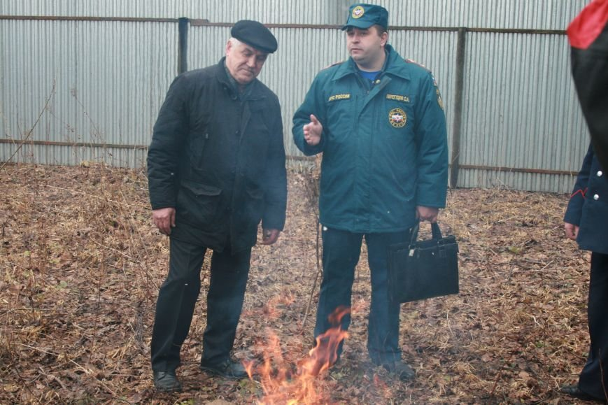 Журналисты вместе с сотрудниками МЧС в Новой Москве  проверили  садовое товарищество на соблюдение правил пожарной безопасности! (ФОТО), фото-3