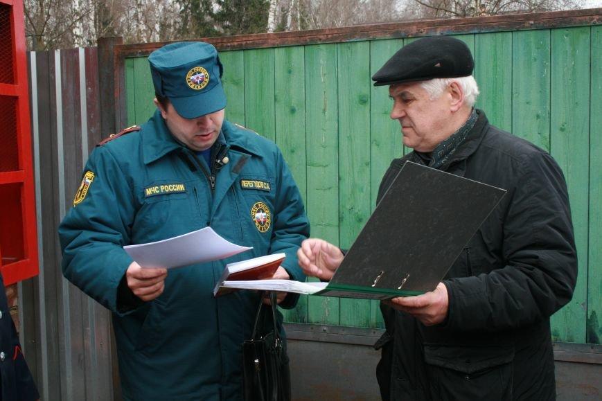 Журналисты вместе с сотрудниками МЧС в Новой Москве  проверили  садовое товарищество на соблюдение правил пожарной безопасности! (ФОТО), фото-2