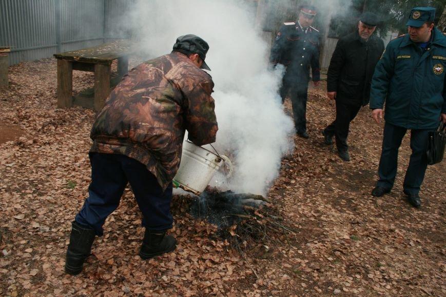 Журналисты вместе с сотрудниками МЧС в Новой Москве  проверили  садовое товарищество на соблюдение правил пожарной безопасности! (ФОТО), фото-6