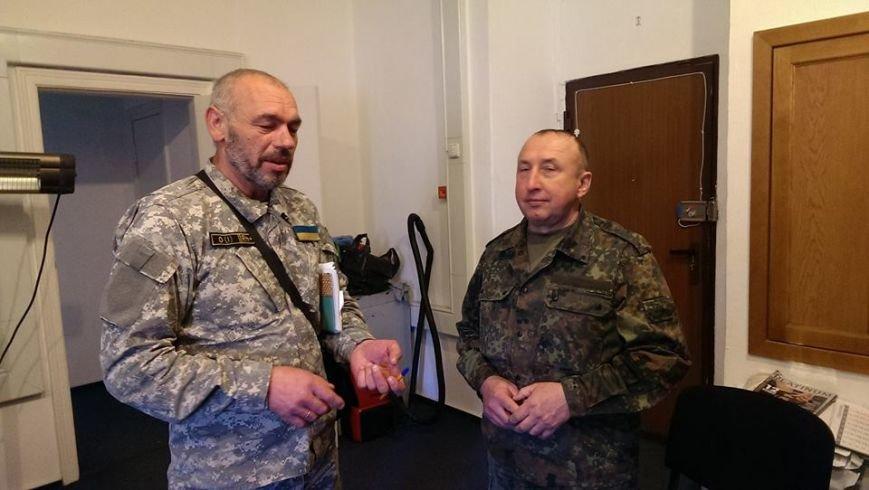 Депутат Бердянского горсовета вступил в ряды добровольцев ВСУ, фото-1