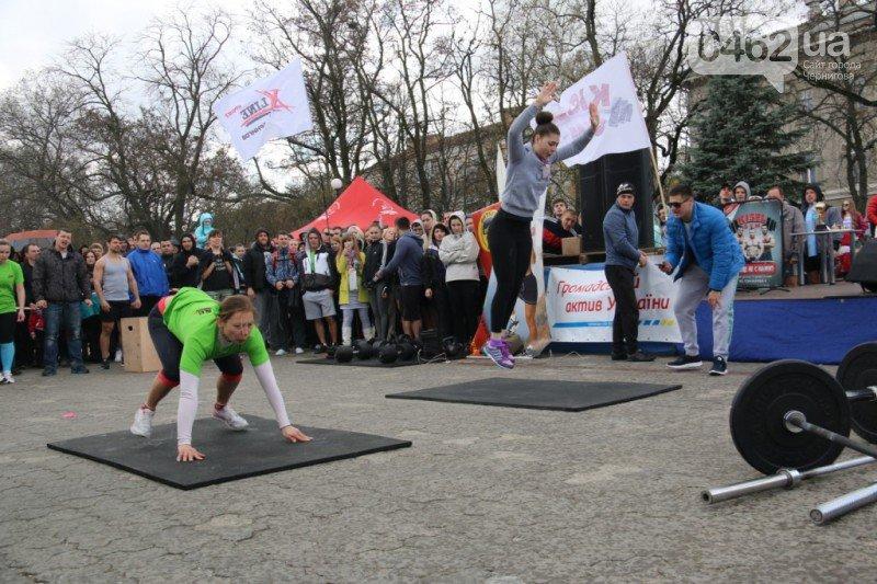 В Чернигове прошел 1-й Кубок города по силовому многоборью, фото-4