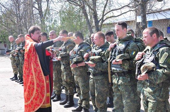 В Николаеве прошла юбилейная ротация спецназа «Святой Николай» (ФОТО+ВИДЕО) (фото) - фото 4