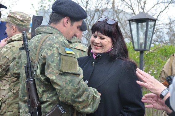 В Николаеве прошла юбилейная ротация спецназа «Святой Николай» (ФОТО+ВИДЕО) (фото) - фото 5