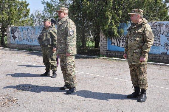 В Николаеве прошла юбилейная ротация спецназа «Святой Николай» (ФОТО+ВИДЕО) (фото) - фото 1