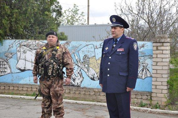 В Николаеве прошла юбилейная ротация спецназа «Святой Николай» (ФОТО+ВИДЕО) (фото) - фото 3