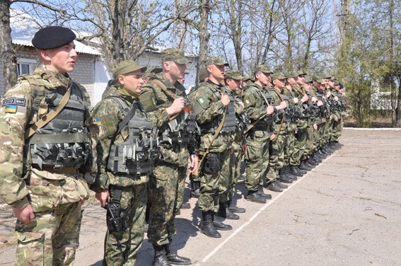 В Николаеве прошла юбилейная ротация спецназа «Святой Николай» (ФОТО+ВИДЕО) (фото) - фото 2