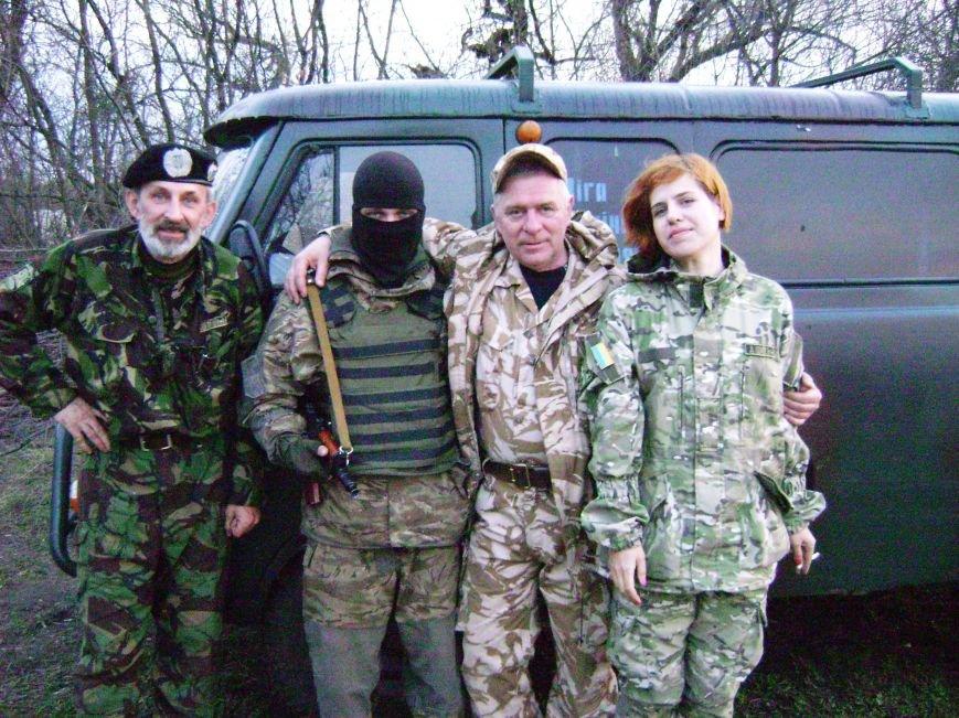 Запорожские пенитенциарии передали сладости артиллеристам АТО (ФОТО) (фото) - фото 2