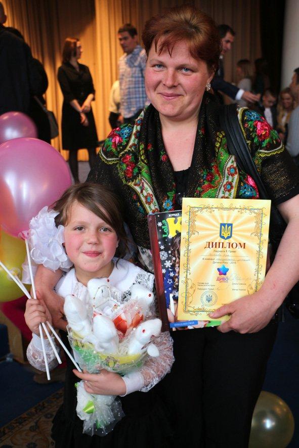Маленька героїня з Лубенського району здобула звання «Диво дитина» (фото) - фото 2