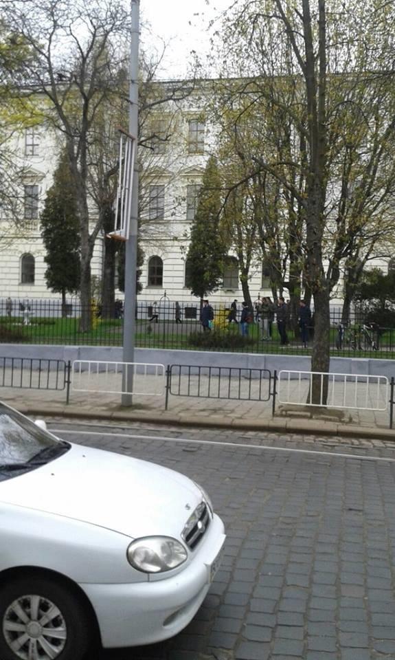 У Львові студенти зловили велосипедного злодія з ножем (ФОТОРЕПОРТАЖ), фото-4