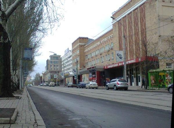 Как выглядит час пик в Донецке эпохи «ДНР» (ФОТО) (фото) - фото 2