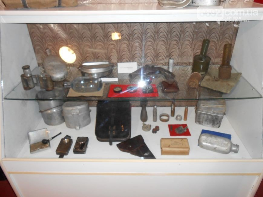 В Днепродзержинском историческом музее проходит выставка в честь 70-летия победы над нацизмом (фото) - фото 3
