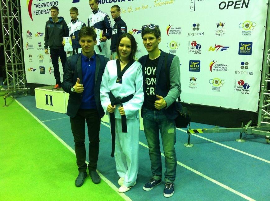 Днепродзержинские тхэквондисты завоевали 10 наград на международном турнире в Молдове (фото) - фото 10