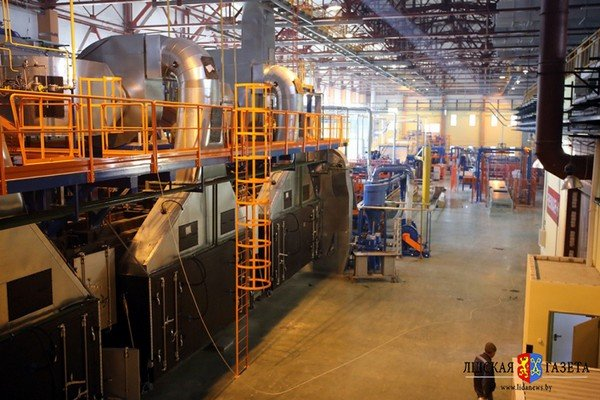 Стеклозавод «Неман» запустил уникальную линию по производству стекловаты (фото) - фото 1