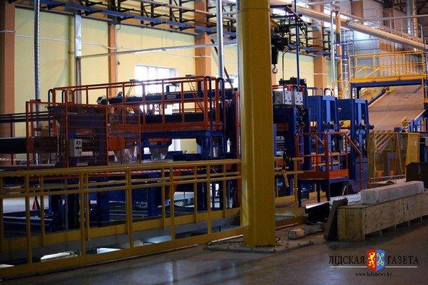 Стеклозавод «Неман» запустил уникальную линию по производству стекловаты (фото) - фото 5