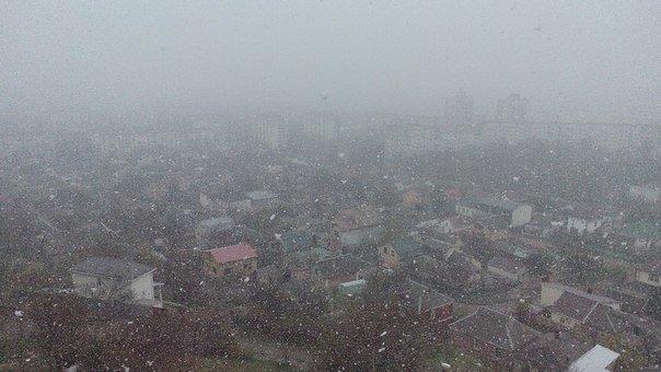 Суровый симферопольский апрель: В городе неожиданно выпал снег (ФОТО, ВИДЕО) (фото) - фото 5
