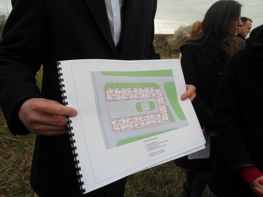 Як виглядає земельна ділянка, на якій побудують багатоповерхівку для учасників АТО (ФОТОРЕПОРТАЖ) (фото) - фото 1