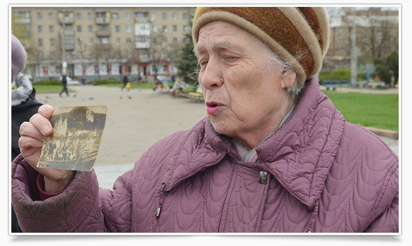 В Славянске трое собирают списки против сноса Ленина (фото) - фото 3