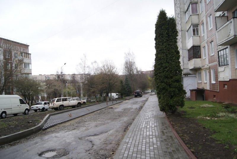 Чому у Тернополі по вул. Чубинського не можуть завершити ремонт? (фото) - фото 1