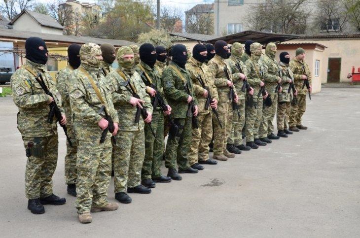 Працівники СБУ повернулись до Івано-Франківська із зони бойових дій, фото-2