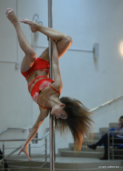 Фоторепортаж: лучший танцовщицей на пилоне стала гродненка Людмила Судина (фото) - фото 24