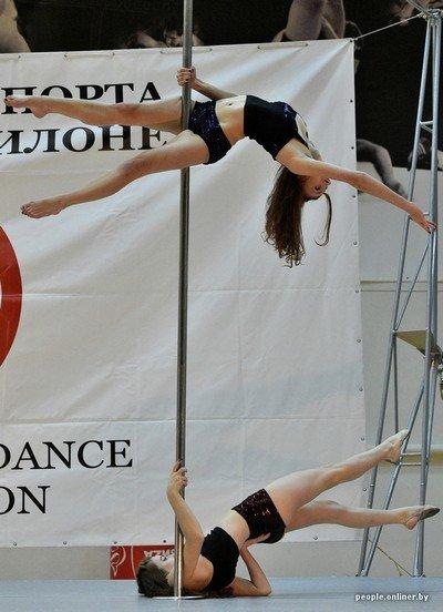 Фоторепортаж: лучший танцовщицей на пилоне стала гродненка Людмила Судина (фото) - фото 5