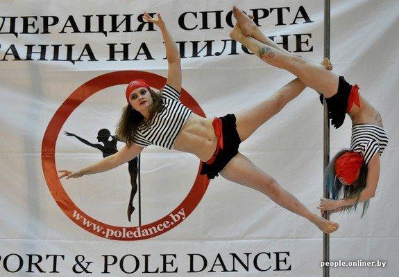 Фоторепортаж: лучший танцовщицей на пилоне стала гродненка Людмила Судина (фото) - фото 9