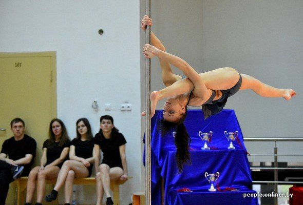 Фоторепортаж: лучший танцовщицей на пилоне стала гродненка Людмила Судина (фото) - фото 27