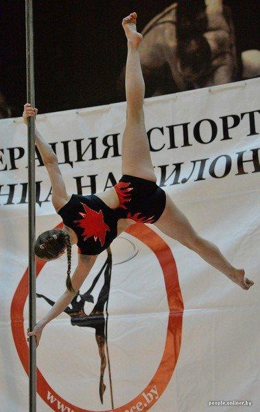 Фоторепортаж: лучший танцовщицей на пилоне стала гродненка Людмила Судина (фото) - фото 2