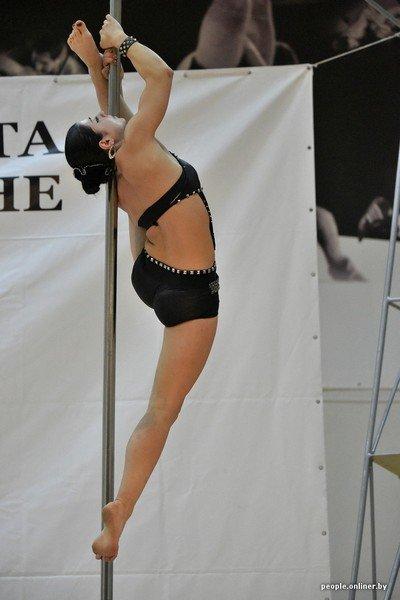 Фоторепортаж: лучший танцовщицей на пилоне стала гродненка Людмила Судина (фото) - фото 21